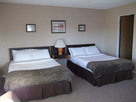 Island West Resort Motel room image